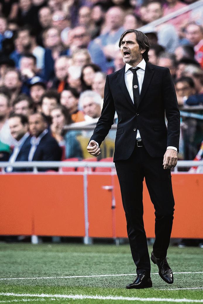 PSV-coach Phillip Cocu is een vaste waarde in een beste Brabants elftal aller tijden.