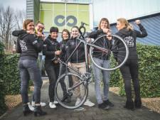 Cycling Vlaanderen wil meer meisjes op de fiets krijgen
