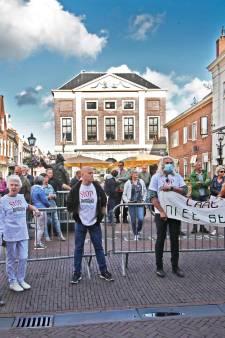Bewoners en politiek Brielle zeggen 'nee' tegen de komst van een biomassa-installatie in Vierpolders