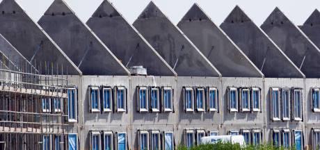Meeste nieuwbouwhuizen opgeleverd in tien jaar tijd