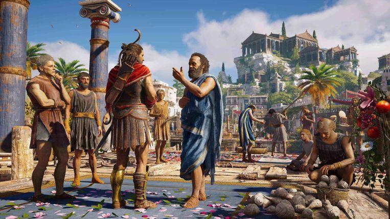 Assassin's Creed Odyssey. Beeld Ubisoft