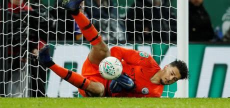 Droomavond Muric: voormalig NAC-doelman grote held bij Manchester City in League Cup