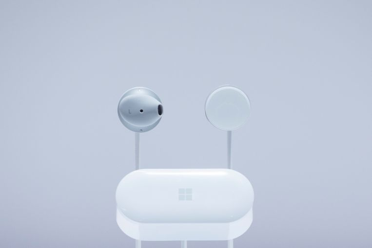Microsoft Surface Earbuds.