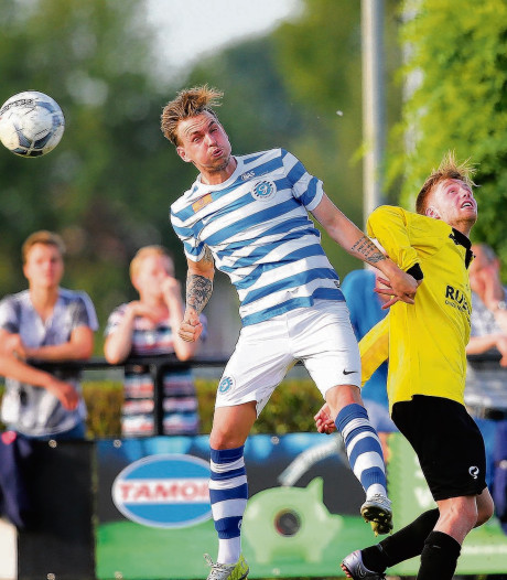 MASV haalt profvoetballer Tim Keurntjes (ex De Graafschap en TOP Oss) naar Arnhem
