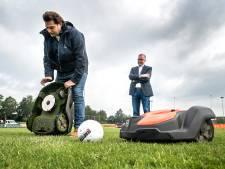 Robotmaaiers geven VV Dongen een 'topveld'