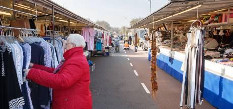 Marktkooplieden voorlopig niet naar centrum Hasselt