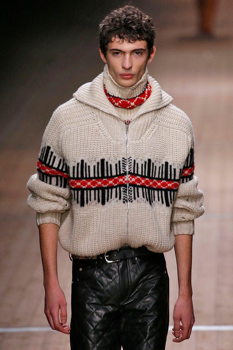 'Ik vind het verfrissend om mannenkleding te ontwerpen.' Beeld Getty Images