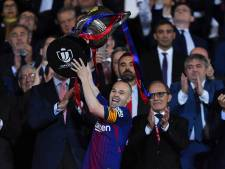 Excuses voor Iniesta: 'Sorry Andrés, dat je nooit de Gouden Bal won'