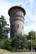 De watertoren in Bergen op Zoom