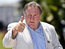 Gérard Depardieu prépare sa pendaison de crémaillère à Néchin