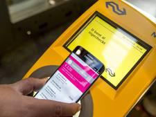 Reizen betalen per mobiel complete chaos