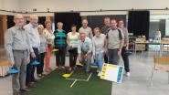 Werking in nieuw ontmoetingscentrum is officieel gestart met … curling