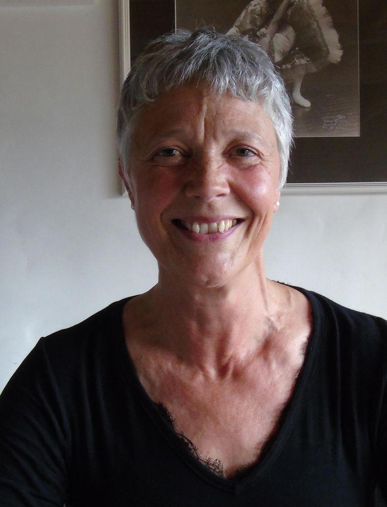 Choreografe Mia Callewaert.