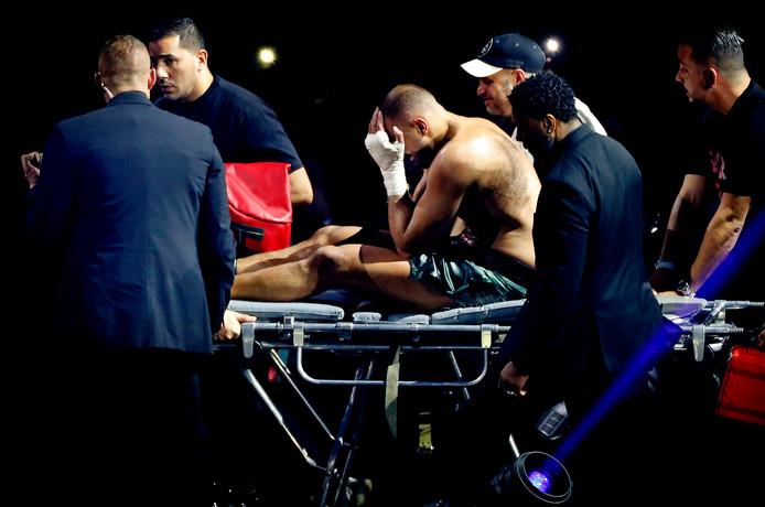 Badrs pijnlijke aftocht in december tegen Rico.