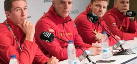 """Johan Van Herck: """"L'ambition est d'atteindre au minimum les quarts de finale"""""""