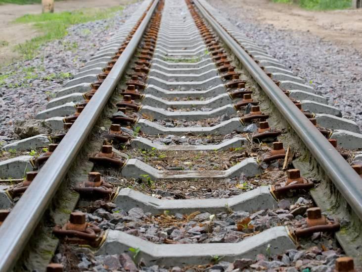 Fietser overleden bij ongeluk met  trein bij Goes