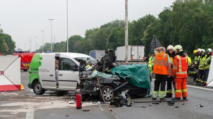 Moeder (71) en zoon (46) komen om in auto-ongeval