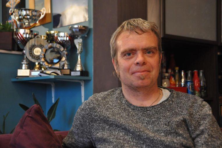 Ignace Vanheule herstelt thuis verder van zijn hartinfarct.