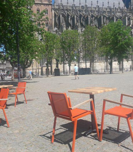 Dranghekken op Parade voor 120 terrasstoelen: 'Het zouden er veel meer kunnen zijn'