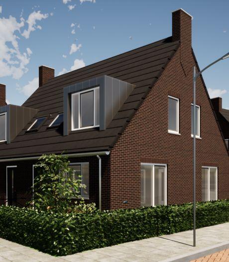 Zeven nieuwe woningen in Sint Jansklooster moeten tekort aan huizen voor senioren oplossen