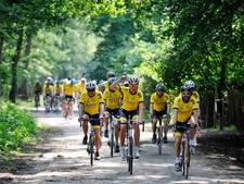 Tips voor fietsen in een groep