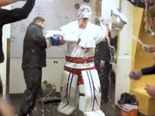 De spectateur à joueur, l'improbable soirée de Dave Ayres en NHL