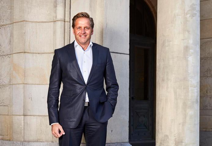 Wethouder Hugo de Jonge (zorg, CDA).