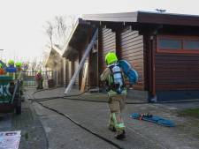Brand in sportkantine bij Vlaardingse voetbalclub onder controle