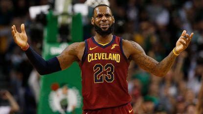 Celtics temmen 'King James' in eerste  finaleduel  Eastern Conference