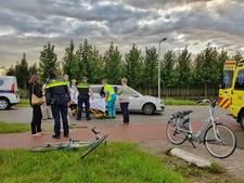 Glad op de weg: wielrenner gewond na slippartij in Berkel-Enschot