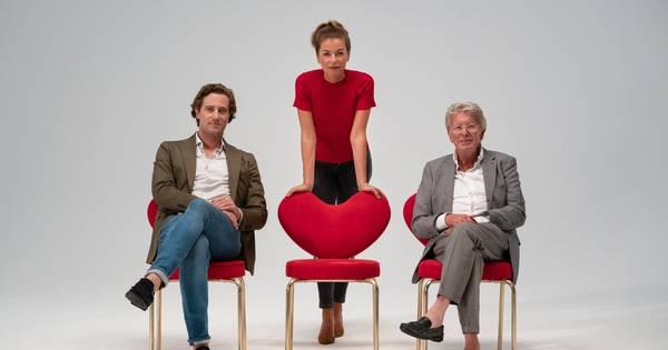 Stoel Voor Ouderen : Een stoel met een hart voor eenzame ouderen utrecht ad.nl
