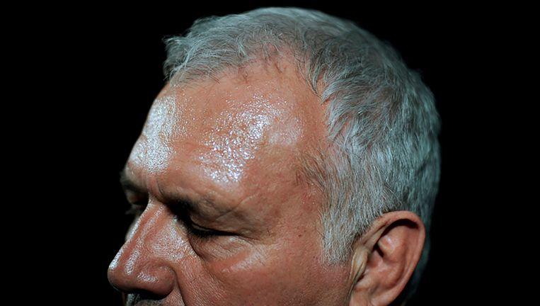 De Vlaamse (ex-)politicus Jean-Marie Dedecker. Beeld Katrijn van Giel