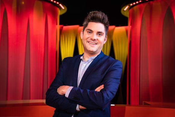 Jeroen Meus is de nieuwe presentator van 'Twee tot de zesde macht'.