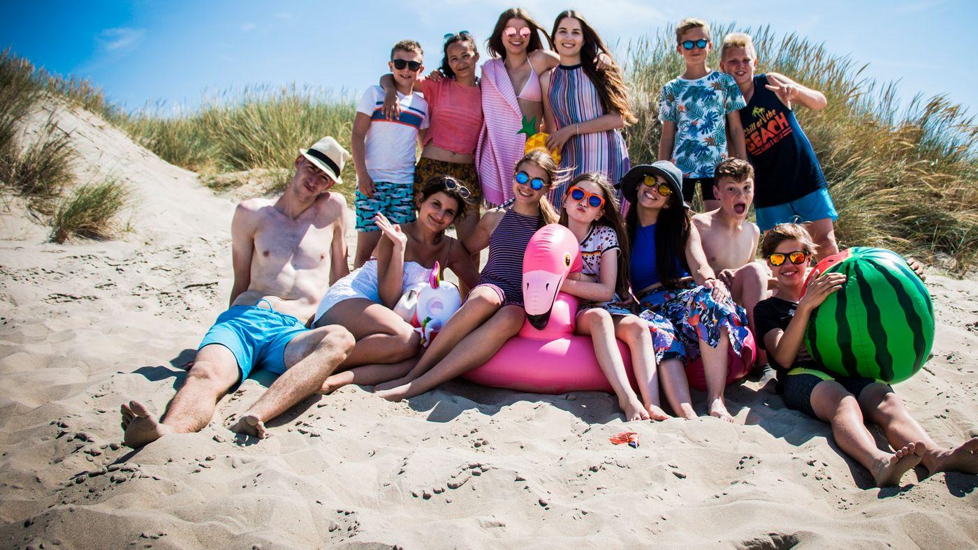 VLOGLAB Beach #Stories