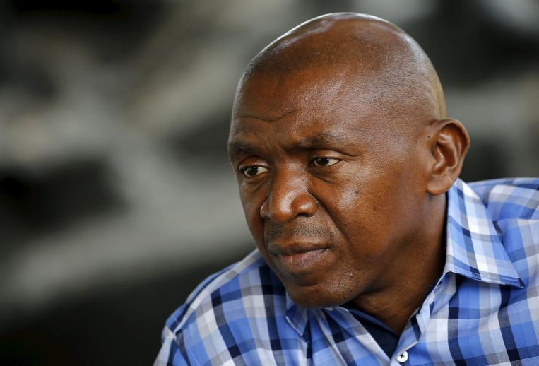 Oppositieleider Agathon Rwasa. Beeld reuters