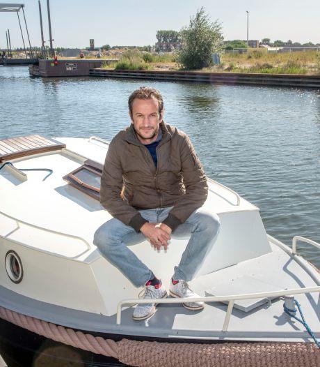 Drijf In Harderwijk: met de boot naar de bios