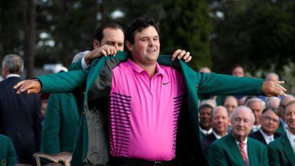 Amerikaan Reed wint het groene jasje