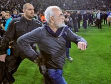 Griekse competitie komend weekeinde hervat