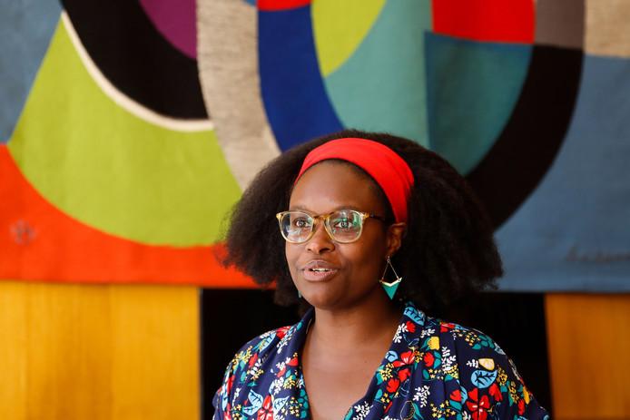 Sibeth NDiaye, porte-parole du gouvernement français.