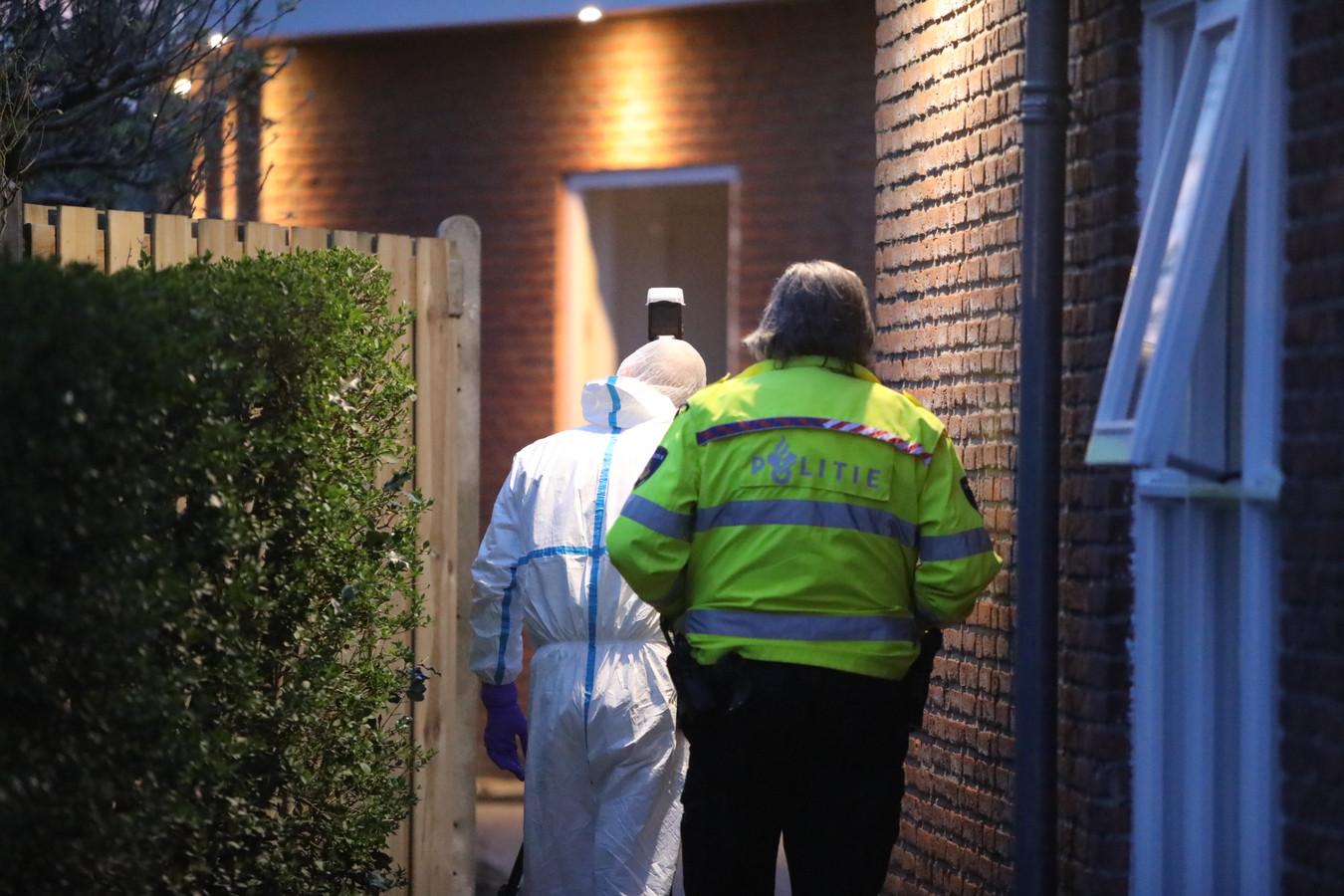 Onderzoek na steekpartij in Rijswijk