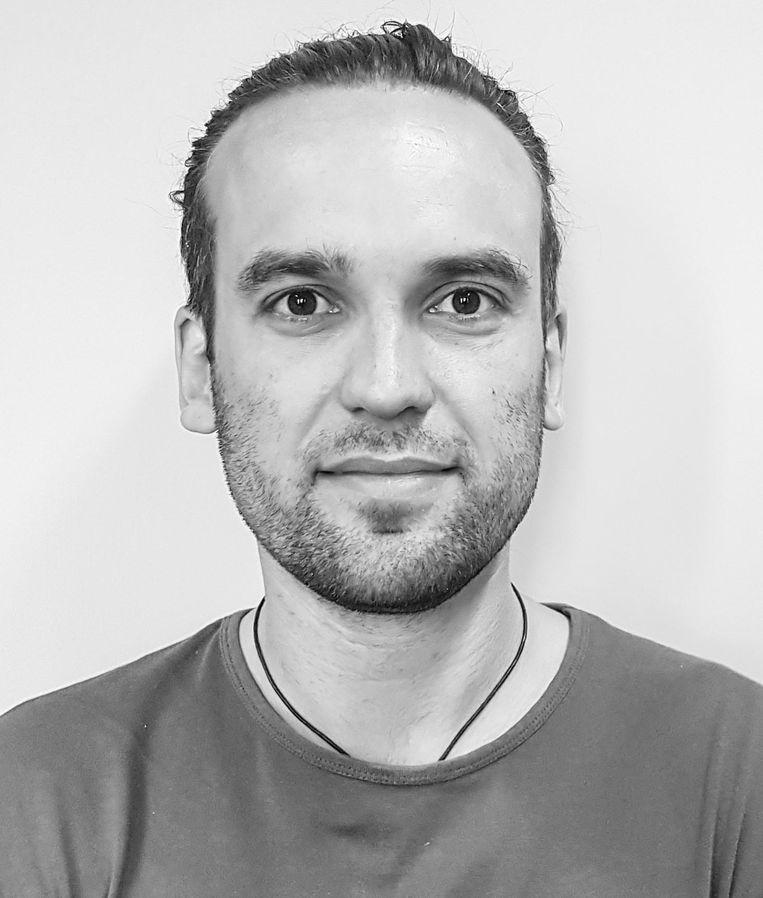 Laurens Buijs, sociaalwetenschapper en ondernemer Beeld