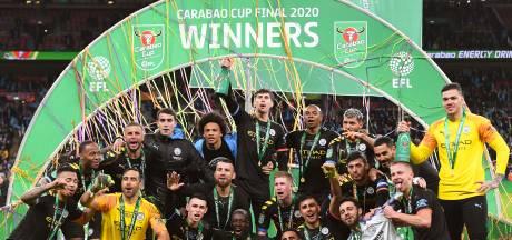 City empoche la Coupe de la Ligue et son premier trophée de la saison