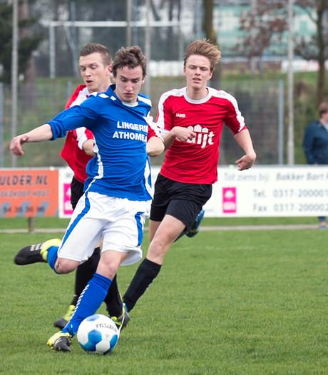 Sportclub Valburg op zaterdag in 4A