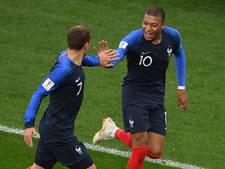 Frankrijk simpel naar knock- outfase, Peru kan naar huis