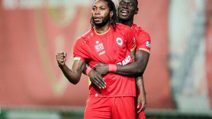 'Hattrick hero' Mbokani schiet Antwerp naar play-off 1, KVO blijft in degradatiegevaar