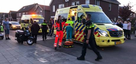 Scooterrijder gewond door ongeval in Ede