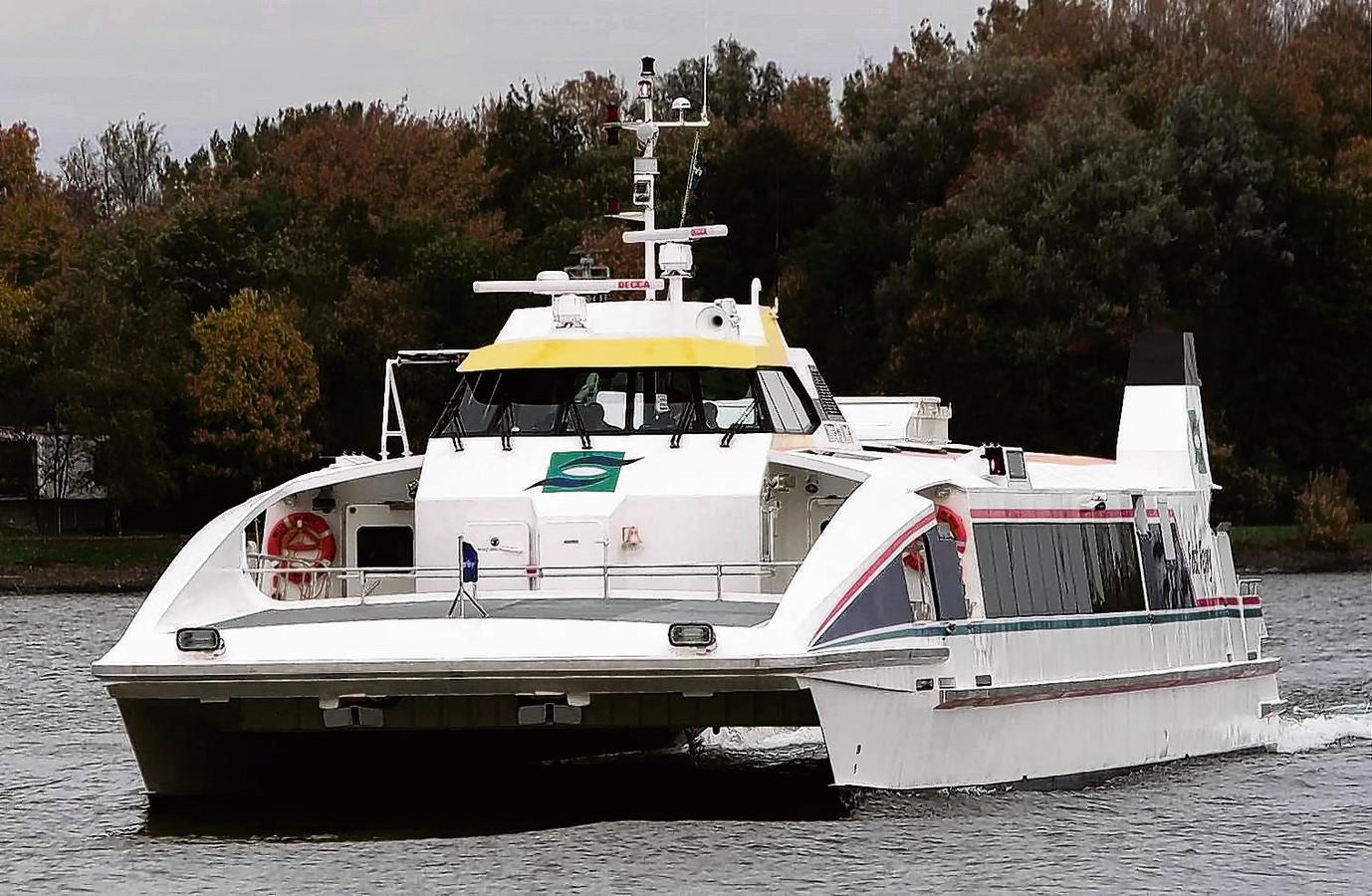 Een waterbus zou moeten helpen bij het toegankelijk maken van Deventer.