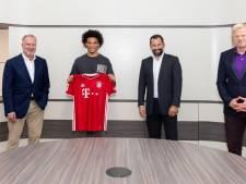 Leroy Sané au Bayern Munich pour cinq ans