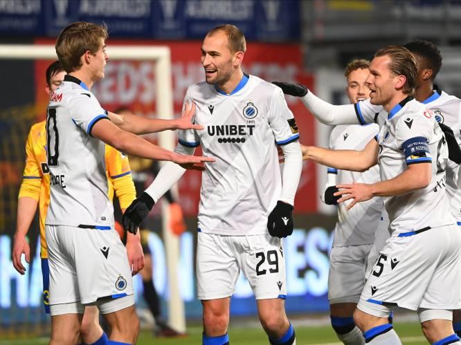 Meer vedetten dan ooit: Club Brugge start nieuw kalenderjaar met zeven kanshebbers op Gouden Schoen