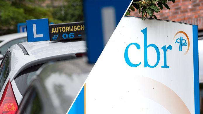 Het CBR was al begonnen met het afnemen van theorie-examens, maar vanaf vandaag worden ook de praktijkexamens weer hervat.